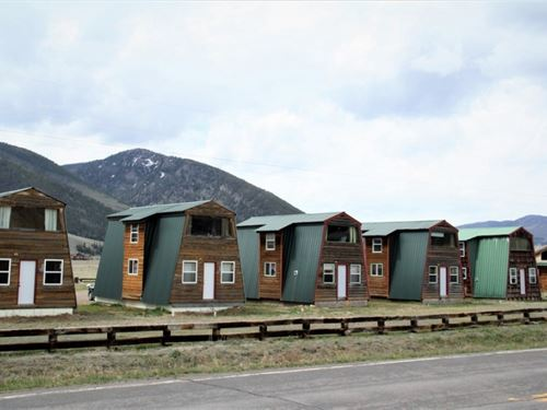 Creede Commercial Opportunity : Lake City : Mineral County : Colorado