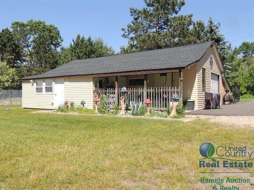 Build Your Dream Retreat : Wisconsin Dells : Adams County : Wisconsin