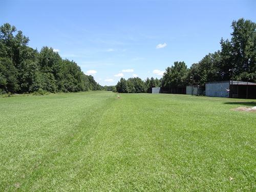 75.52 Surveyed Ac Airport & Hunting : Southbend : Lonoke County : Arkansas