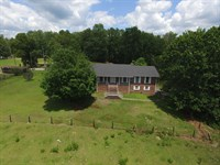Farm Opportunity/Pond, Home & Views : Remlap : Blount County : Alabama