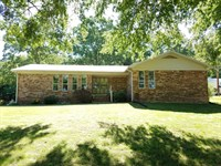 Country Home W/ Commercial Shop : Lavinia : Carroll County : Tennessee