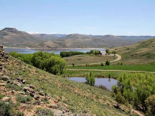 Curecanti Lake Ranch Parcel 2 : Gunnison : Colorado