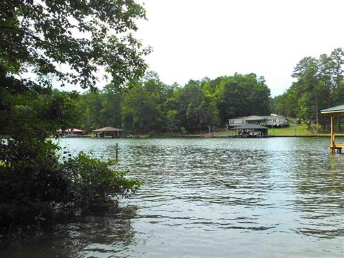 Lot On Lake Sinclair : Sparta : Hancock County : Georgia