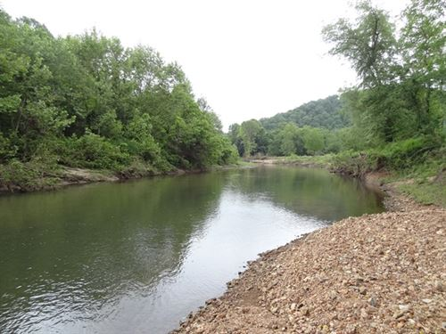 200 Ml Acres On Polk Bayou : Batesville : Independence County : Arkansas