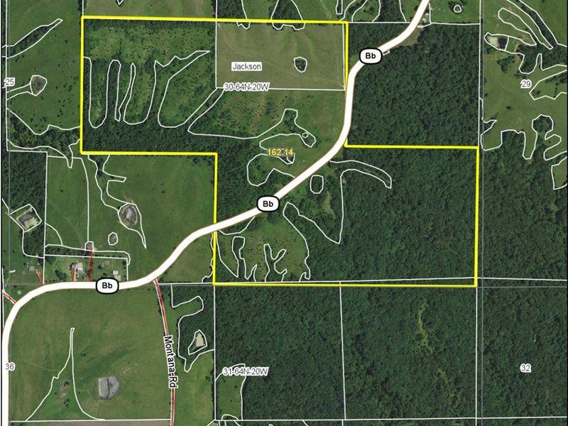 162 Ac, Sullivan County : Pollock : Sullivan County : Missouri