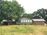 Cattle Farm And 2097Sqft Home : Bee Branch : Van Buren County : Arkansas
