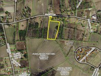 Reduced Over $12,000 - 30 Ac Farm : Greenevers : Duplin County : North Carolina