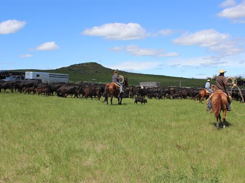 Otter Creek Ranch : Ashland : Powder River County : Montana