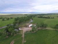 Taylor's Tongue River Ranch : Sheridan : Sheridan County : Wyoming