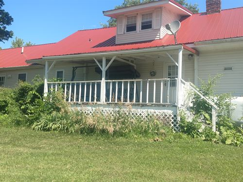 Home & 17 M/L Ac In Sullivan Co, Mo : Green City : Sullivan County : Missouri