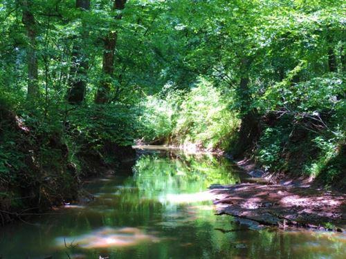Reduced, Wma Frontage, Cabin : Monticello : Jasper County : Georgia