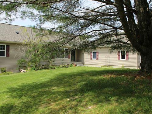 Milbridge Riverside Ranch : Milbridge : Washington County : Maine