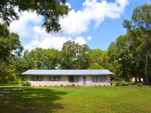Lakeland Acres Home And Hunting : Lakeland : Polk County : Florida