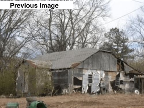 Property- 8.61 Acres- Prescott, Ar : Prescott : Arkansas County : Arkansas