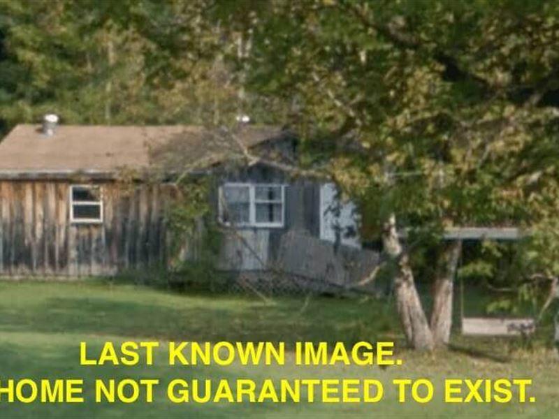 Property- 4.58 Acres- Ashville, Ny : Ashville : Chautauqua County : New York