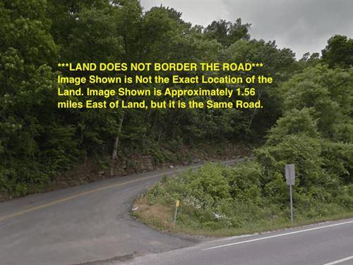 6.50 Acres- Leslie, Ar 72645 : Leslie : Searcy County : Arkansas