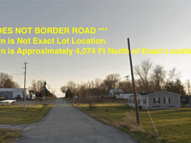 3.16 Acres- Sparta, Il 62286 : Sparta : Randolph County : Illinois