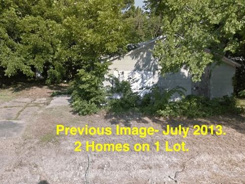 Property- 0.51 Acres- Hope, Ar : Hope : Hempstead County : Arkansas