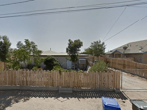 .19 Acres In Adelanto, CA : Adelanto : San Bernardino County : California