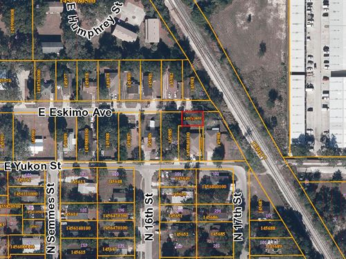 .06 Acres In Tampa, fl : Tampa : Hillsborough County : Florida