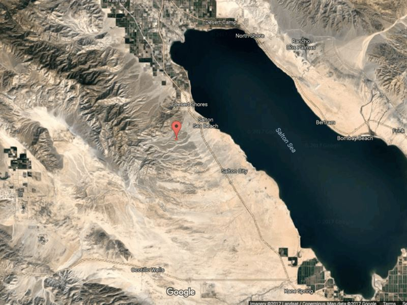 5 Acres In Thermal, CA : Thermal : Imperial County : California