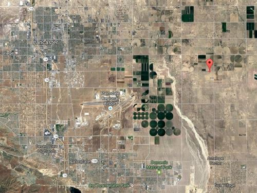 1.06 Acres In Palmdale, CA : Palmdale : Los Angeles County : California