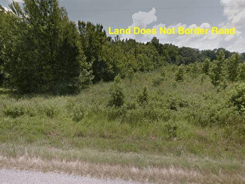 .58 Acres- Brinkley, Ar 72021 : Brinkley : Monroe County : Arkansas