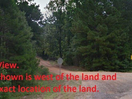 1 Acre- Rosston, Ar 71858 : Rosston : Nevada County : Arkansas