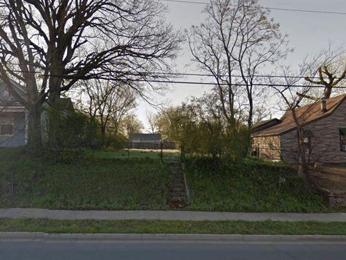 .16 Acres- Fort Smith, Ar 72904 : Fort Smith : Sebastian County : Arkansas