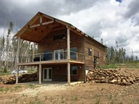 Lake Living With A Western Flare : Philipsburg : Deer Lodge County : Montana