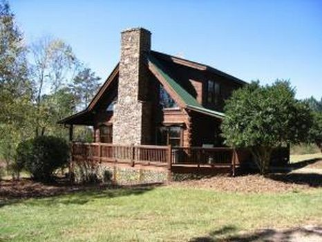 Gorgeous Property w/  Cabin & Lake : Greensboro : Greene County : Georgia
