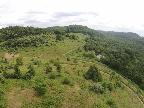 220 Acres Of Blank Canvas : Harmony : Lawrence County : Pennsylvania