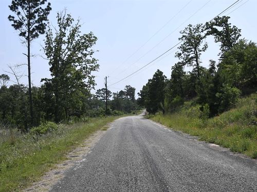 Wooded Lot 1 Mile From Co River : Bastrop : Texas