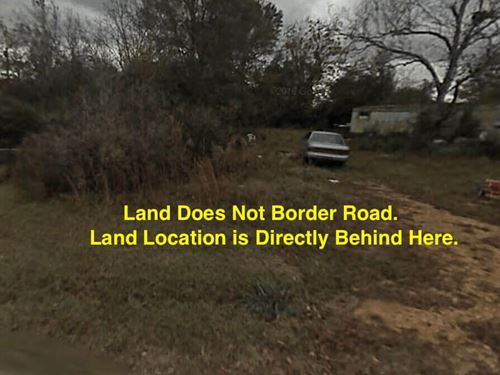 2.34 Acres- Lumberton, Ms 39455 : Lumberton : Forrest County : Mississippi