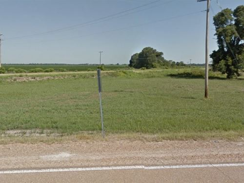 1.33 Acres- Silver City, Ms 39166 : Silver City : Humphreys County : Mississippi