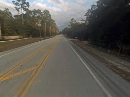 1.66 Acres In St. Augustine, Fl : St. Augustine : St. Johns County : Florida