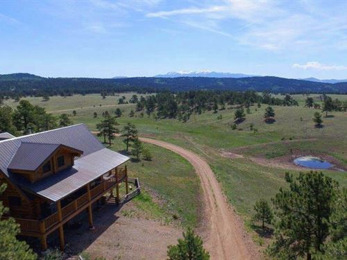Pikes View Ranch : Florissant : Teller County : Colorado