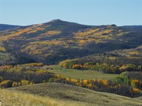 Sierra Madre Ranch : Encampment : Carbon County : Wyoming