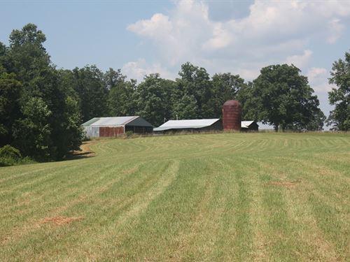 171+/- Acres : Deer Lodge : Morgan County : Tennessee