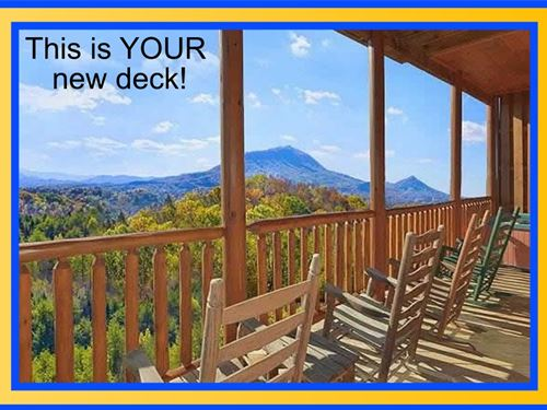 Coffee On Your Deck, Big Discount : Sevierville : Sevier County : Tennessee
