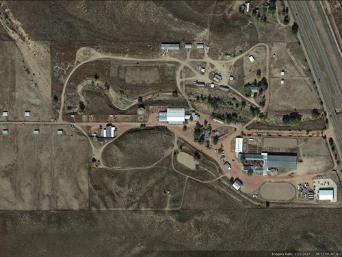 Premiere Equestrian Center : Fountain : El Paso County : Colorado