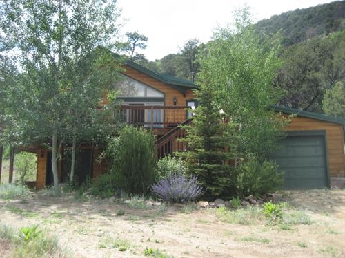 8655175 - Private Paradise : Cotopaxi : Fremont County : Colorado
