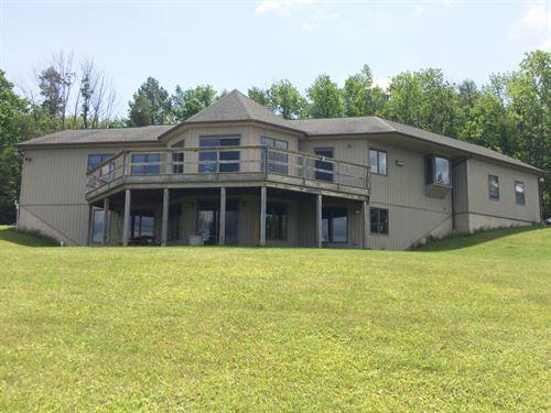200 Acres House Rushford Ny Syrup : Rushford : Allegany County : New York