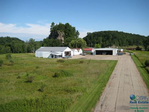Three Castles Air Park : Wonewoc : Juneau County : Wisconsin