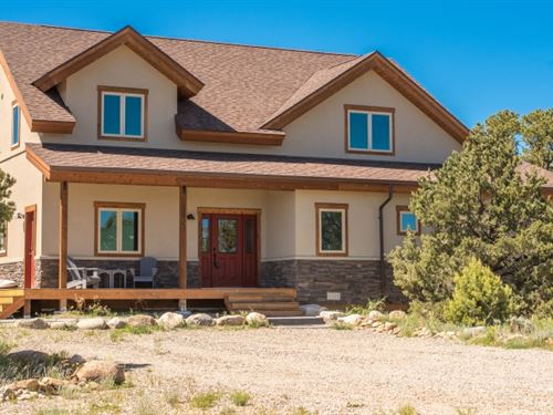 1601493 - Custom Colorado Mountain : Nathrop : Chaffee County : Colorado