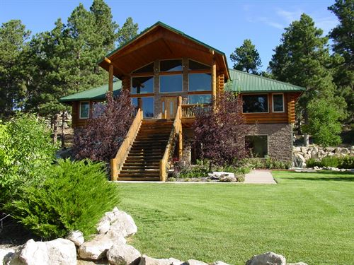 Colorado Gem - Million Dollar Views : Larkspur : Douglas County : Colorado