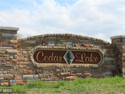 Cedar Lake Subdivision : Keyser : Mineral County : West Virginia