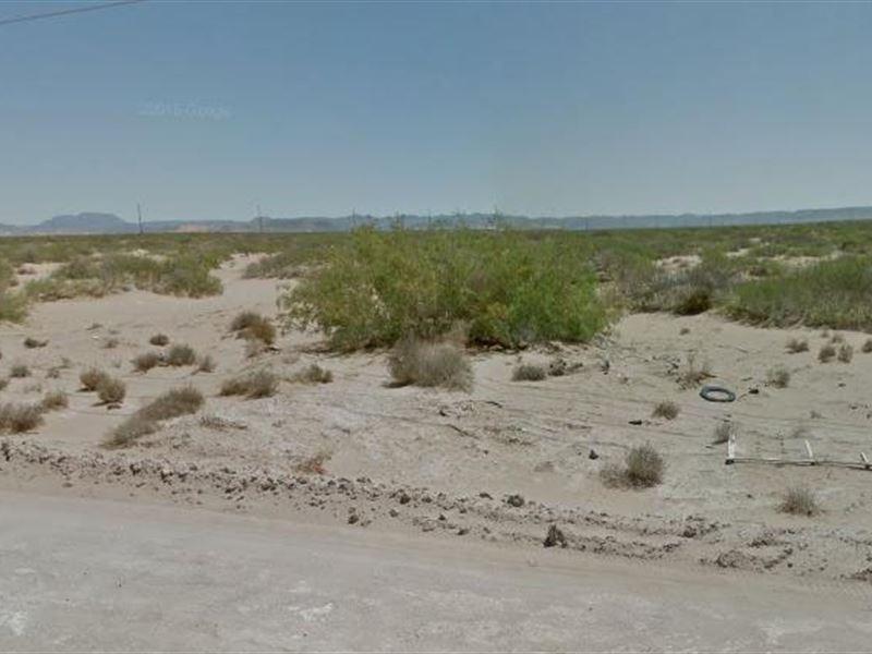 El Paso County, Tx $48,000 Neg : El Paso : El Paso County : Texas