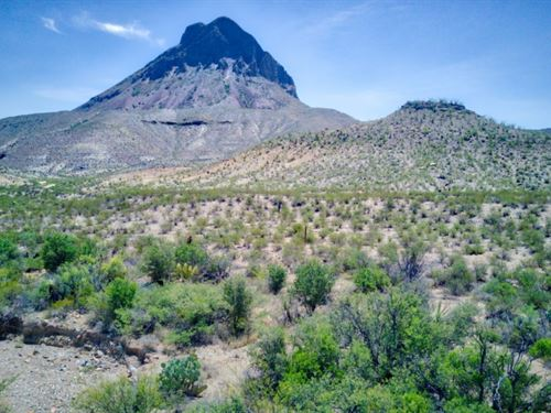 Tract 994 20 Acres In Terlingua Ra : Terlingua : Brewster County : Texas
