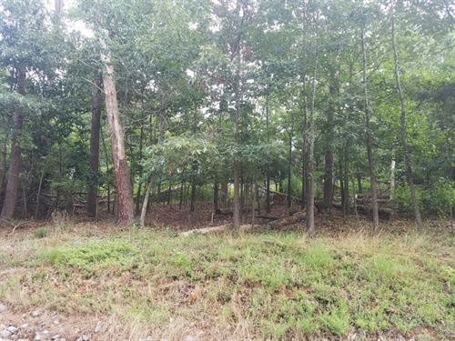 1/2 Acre Level Building Lot On Lake : Mooresburg : Hawkins County : Tennessee